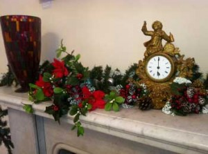 Christmas Mantelpiece