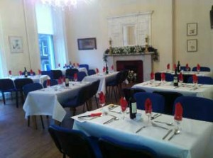 Function-Room Christmas