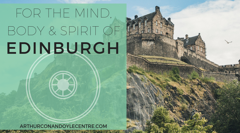 For the Mind, Body & Spirit of Edinburgh: What Would You Like to See?