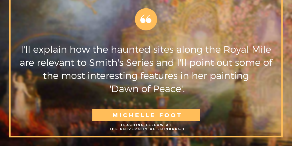 Interview with Dr Michelle Foot on Spiritual Art