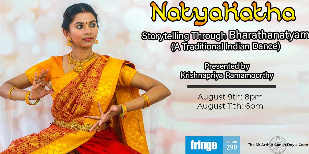 Fringe Spotlight Blogs: NatyaKatha