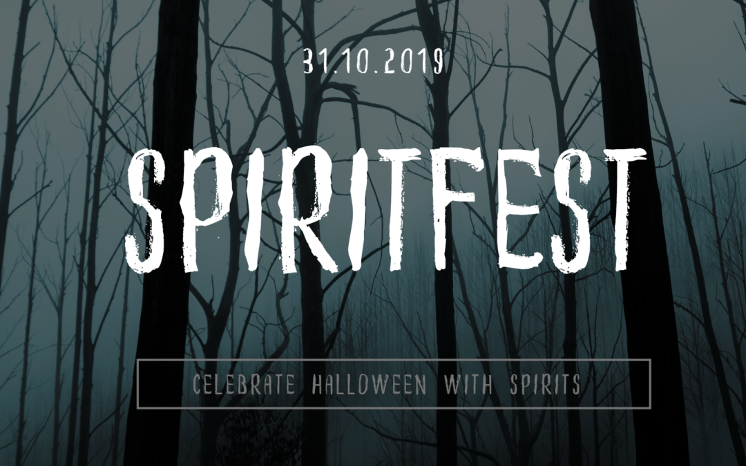 Spirit Fest: Celebrate Halloween with Spirits