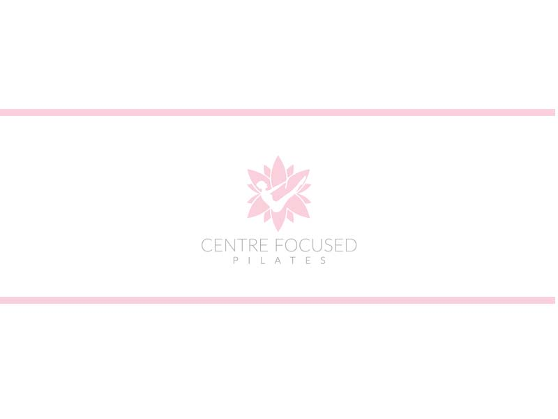 centre focused Pilates logo