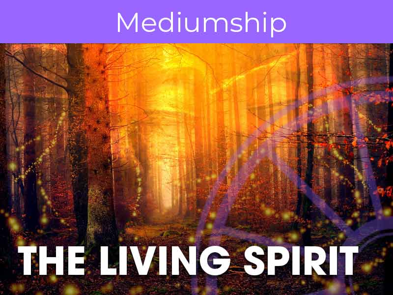 'The Living Spirit:' Mediumship Workshop