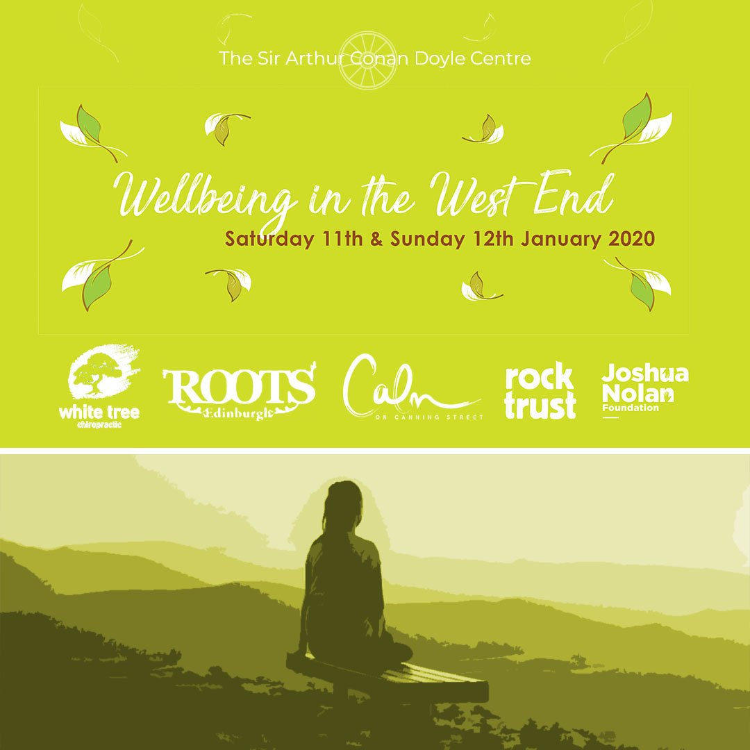 wellbeing festival for wellbeing in the west end