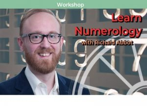 richard abbot numerology at the arthur conan doyle centre in edinburgh