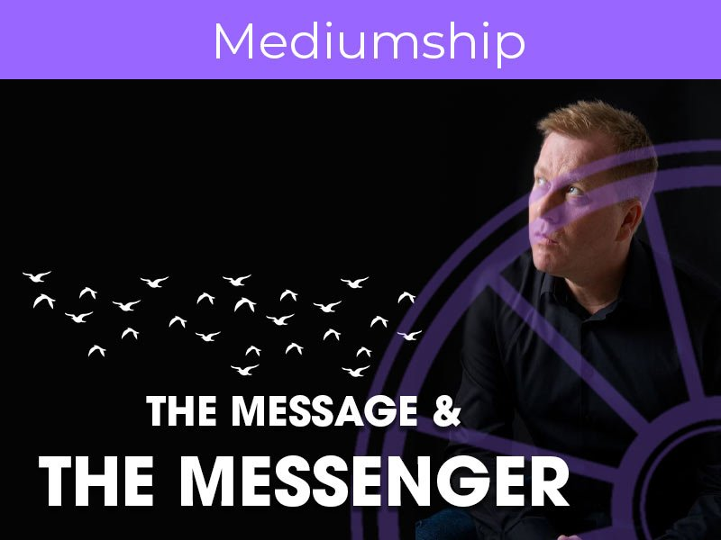 Tony Stockwell The Message & Messenger