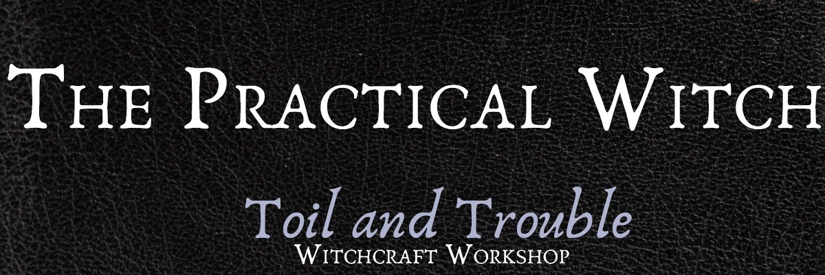 The Practical Witch Link