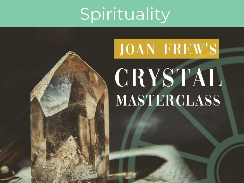Joan Frew's Crystal Workshop