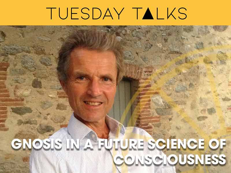 David Lorimer lectures on Gnosis and Consciousness at the Sir Arthur Conan Doyle Centre