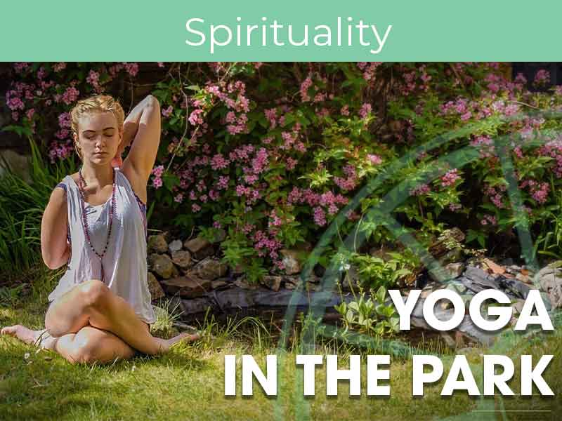 Yoga in the Park with Sophie O'Brien