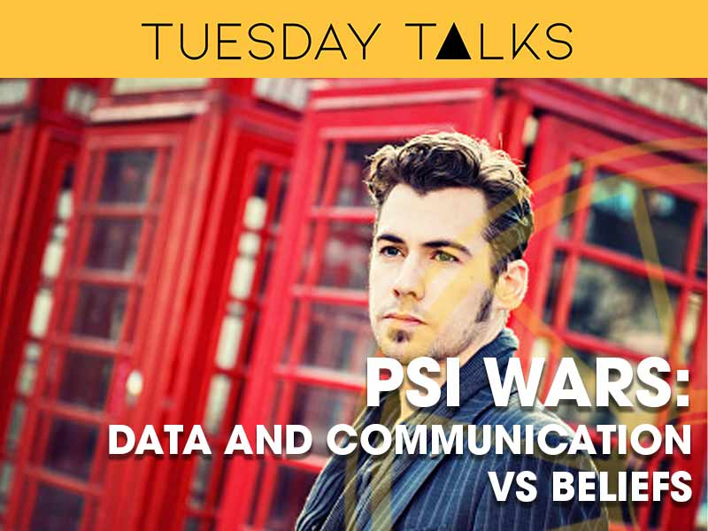 Dr Callum Cooper explains the Psi Wars and the battle for the internet at the Sir Arthur Conan Doyle Centre