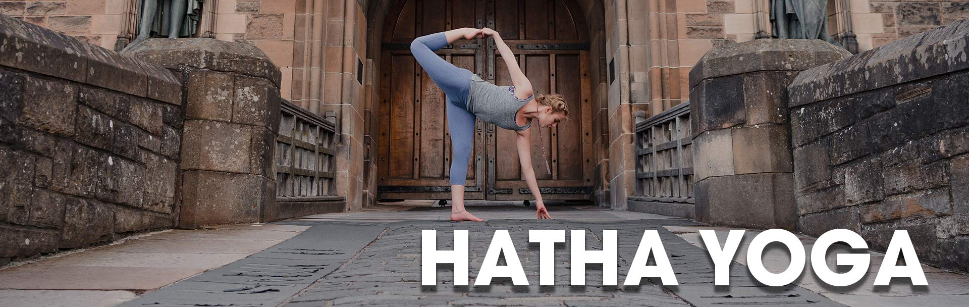 Sophie Obrien teaches hatha yoga at the sir arthur conan doyle centre via zoom