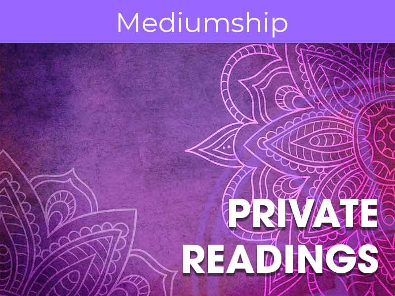 Private Readings | Betty Jane Ware