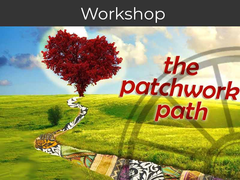 The Patchwork Path: Tarot Meditation Workshop via ZOOM