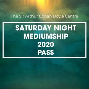 Saturday night mediumship online at the acd centre