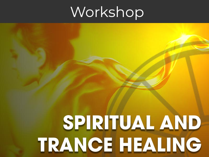 Spiritual and Trance Healing Workshop with Karen Frances McCarthy and David Schiesser
