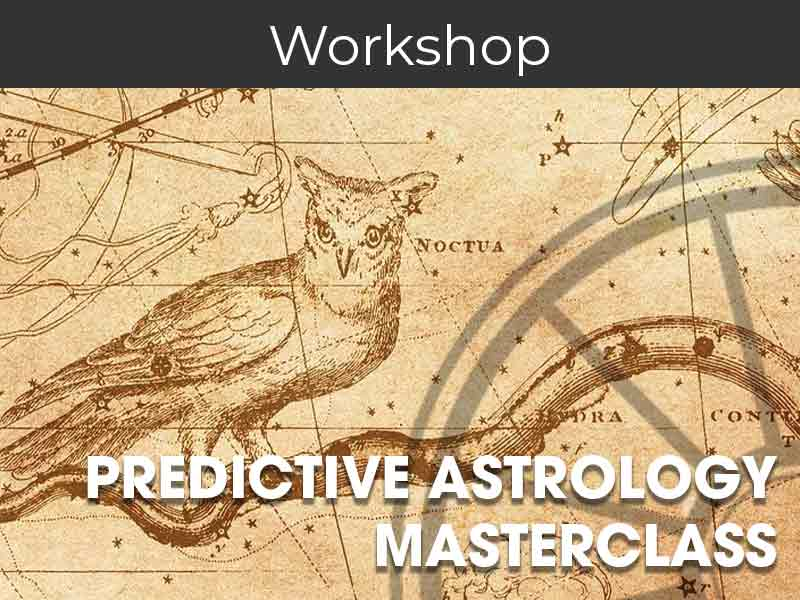 Predictive Astrology Masterclass with Kat Wojdyla