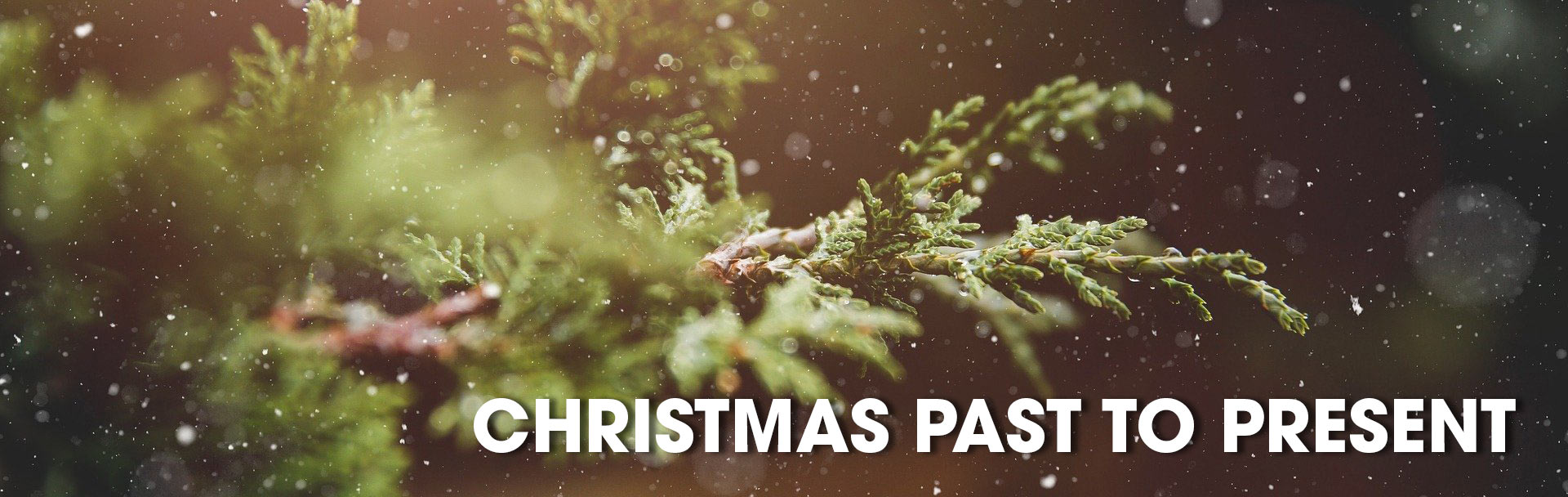 Ewan Irvine Presents Christmas Past to Present