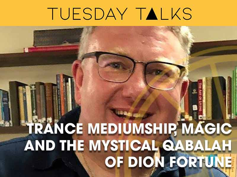 Trance Mediumship, Magic and the Mystical Qabalah of Dion Fortune | Dr Steven Critchley