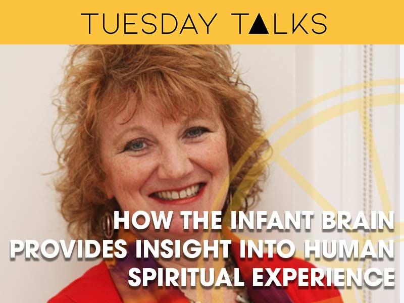 Dr Suzanne Zeedyk presents a Tuesday Talk on the Infant Brain and Spiritual Experience for the Sir Arthur Conan Doyle Centre