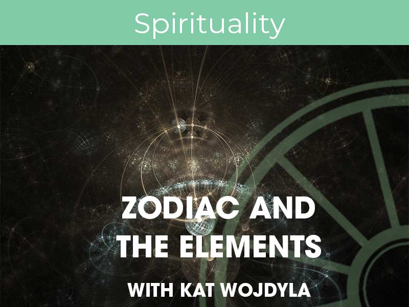 Journey Through the Zodiac and The Four Elements | Kat Wojdyla