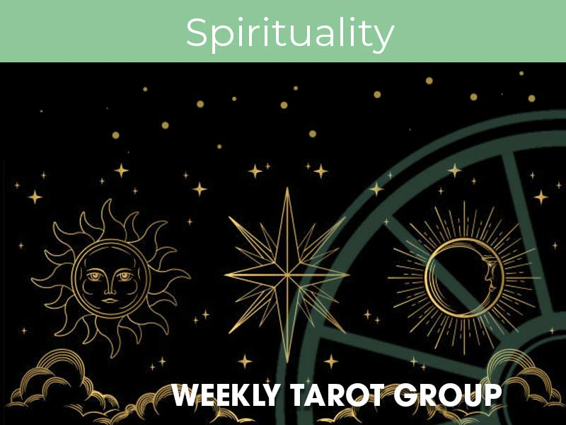 The Edinburgh Tarot Weekly Meetup | Kat Wojdyla