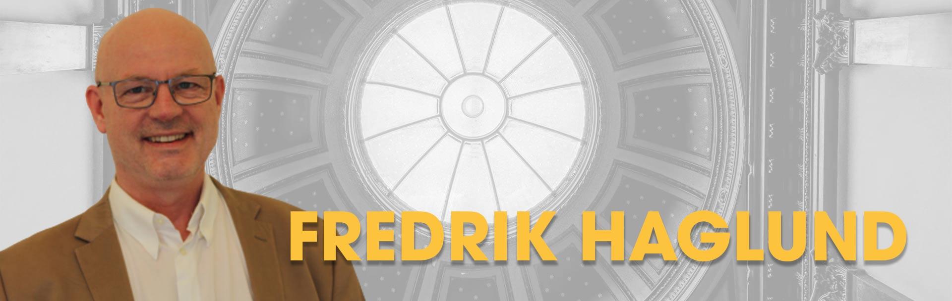 Fredrik Haglund is part of Saturday Night Demonstrations of Mediumship at the Sir Arthur Conan Doyle Centre