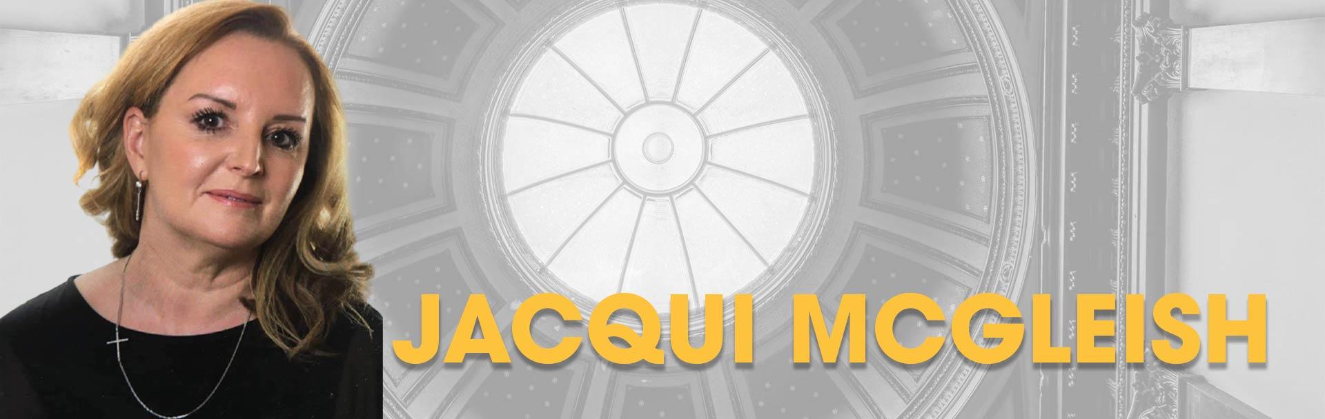 Jacqui McGleish is part of Saturday Night Demonstrations of Mediumship at the Sir Arthur Conan Doyle Centre
