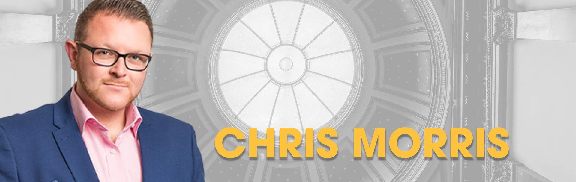 Chris Morris is part of Saturday Night Demonstrations of Mediumship at the Sir Arthur Conan Doyle Centre