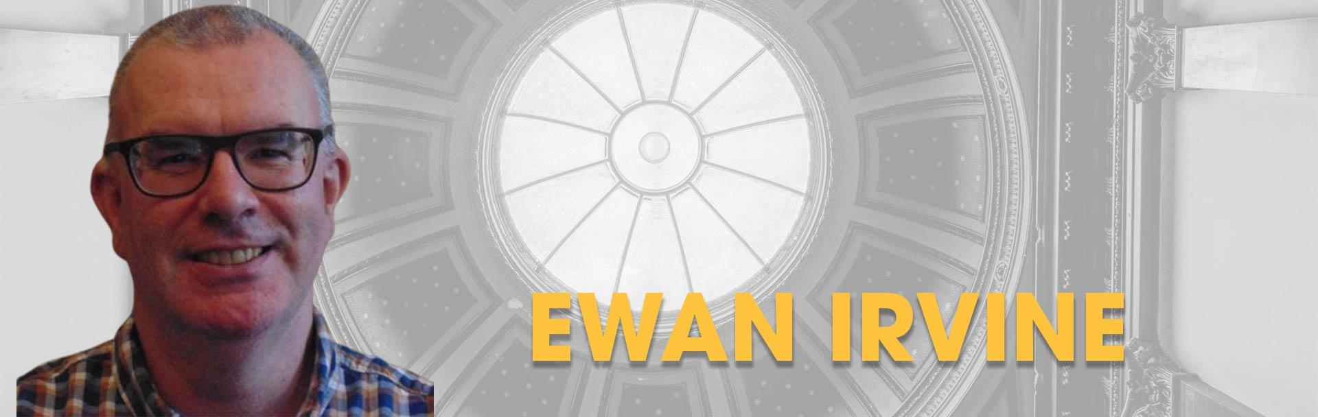 Ewan Irvine is part of Saturday Night Demonstrations of Mediumship at the Sir Arthur Conan Doyle Centre