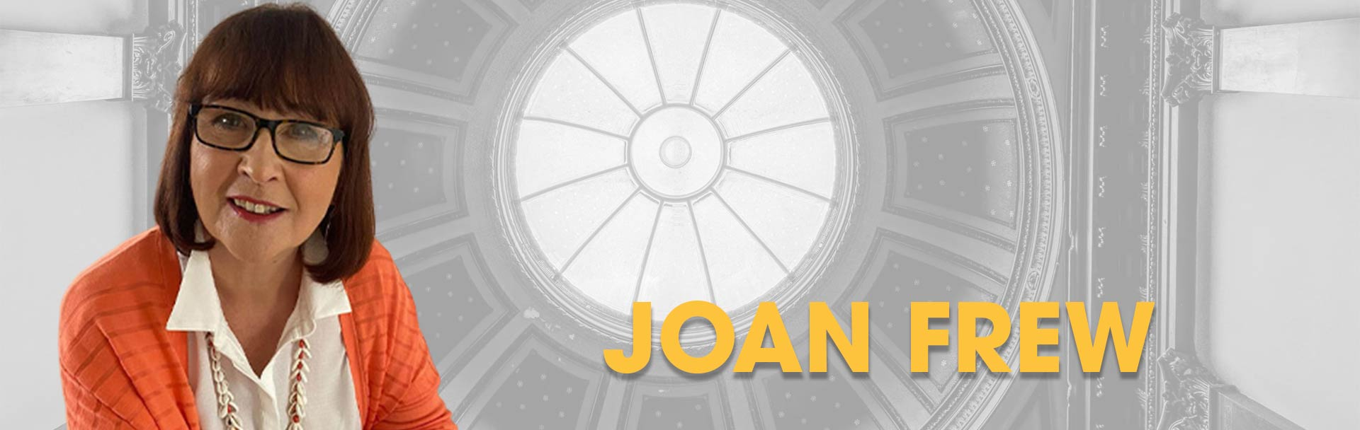 Joan Frew is part of Saturday Night Demonstrations of Mediumship at the Sir Arthur Conan Doyle Centre