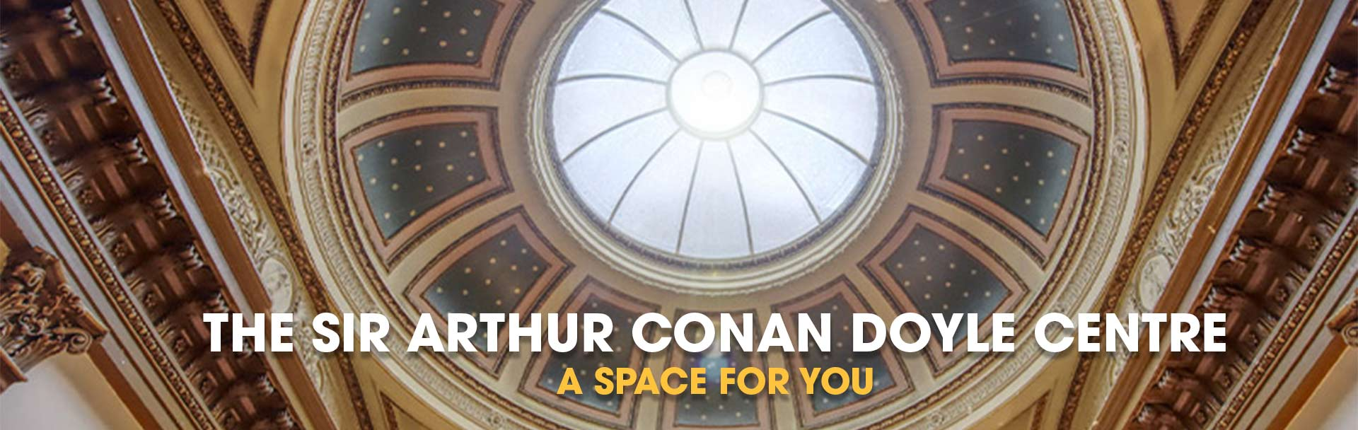 Sign Up to the Arthur Conan Doyle Centre for Spritual experiences