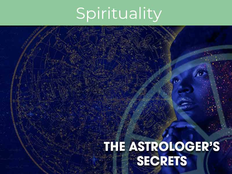 Astrology secrets by sheilaa hite