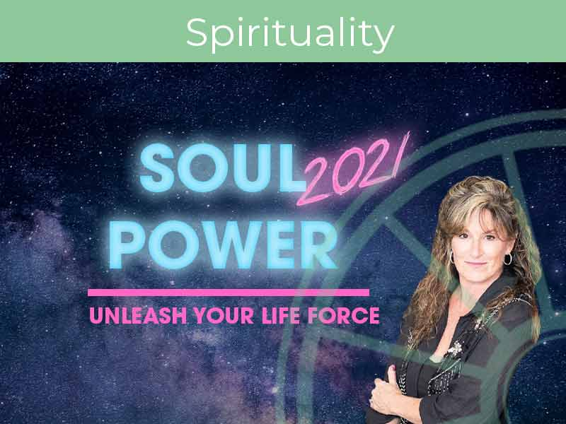 Julie Haines runs the Soul Power course at the Sir Arthur Conan Doyle Centre