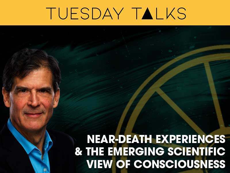 Dr Eben Alexander presents a Tuesday Talk on his Near-Death Experience for the Sir Arthur Conan Doyle Centre