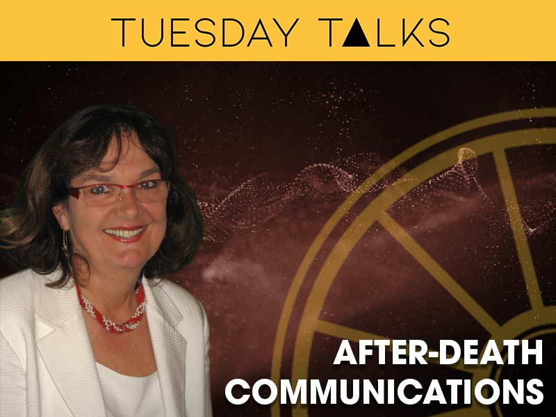 After-Death Communications | Evelyn Elsaesser