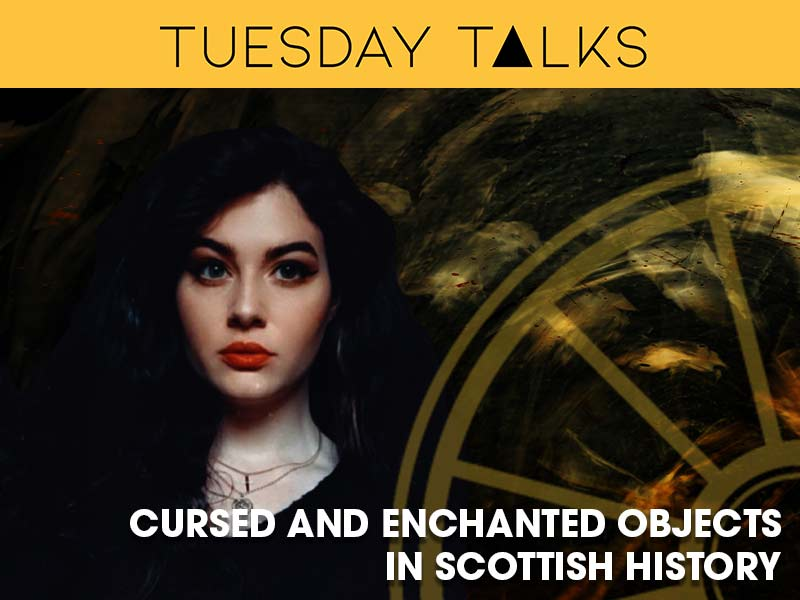 Cursed and Enchanted Objects in Scottish History | Evelyn Hollow
