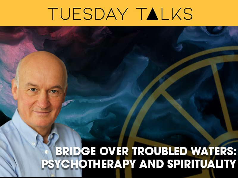 Harald Walach presents a Tuesday Talk on Psychotherapy and spirituality for the Sir Arthur Conan DOyle Centre