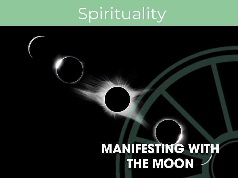 Manifesting with the Moon | Betty Jane Ware