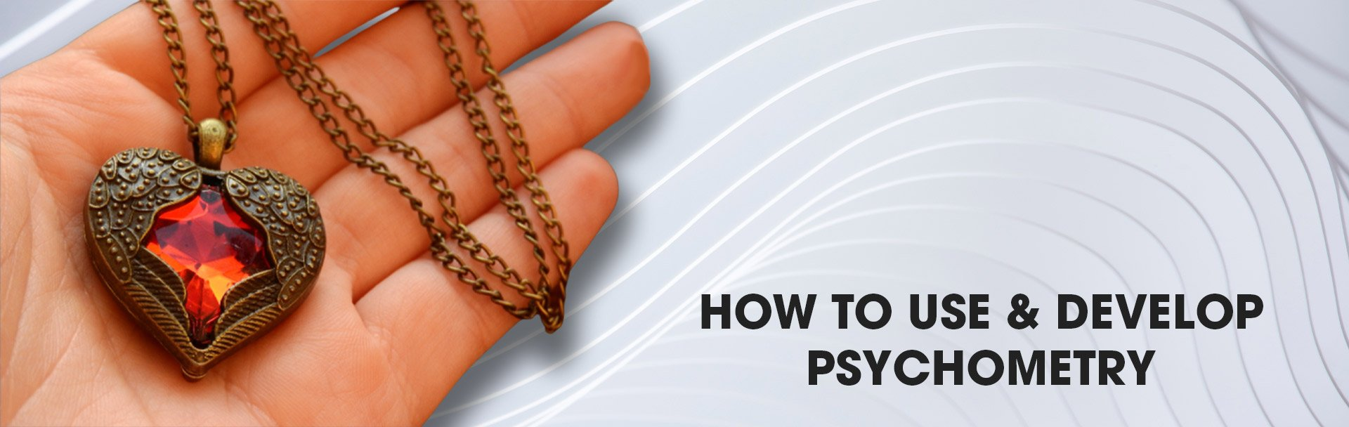 Psychometry short course with Ann Theato