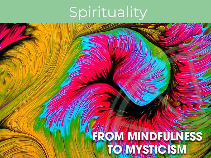 From Mindfulness to Mysticism with Karen Frances McCarthy