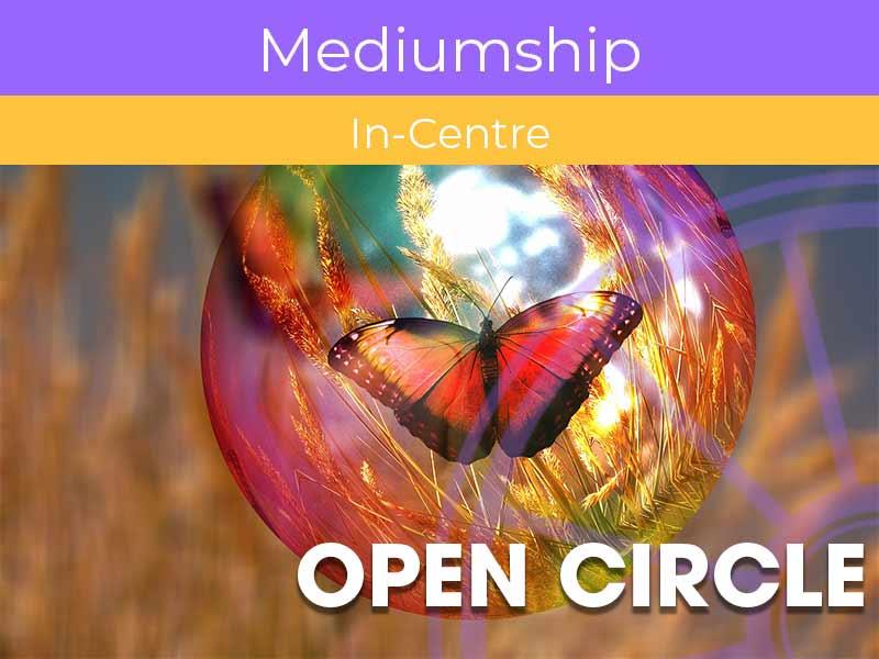 Open Circle in The Sir Arthur Conan Doyle Centre