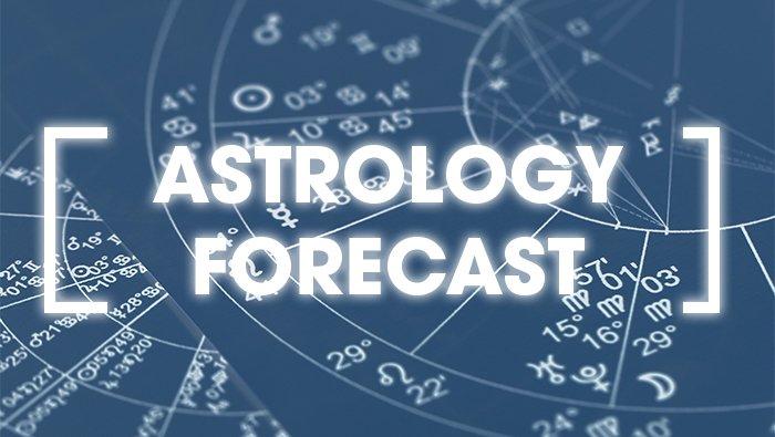 Astrology Forecast by Kat Wojdyla