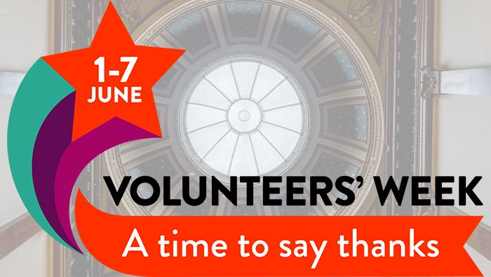 Volunteers Week 2021 – Our Stories