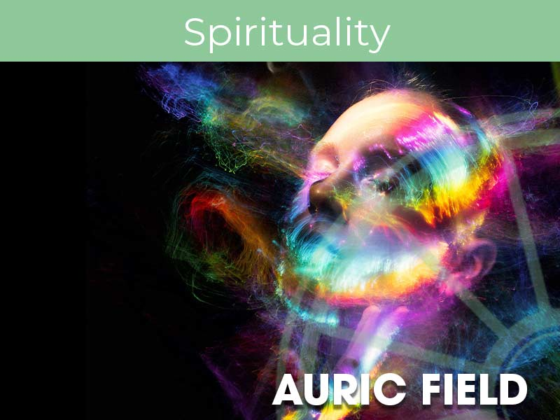 Aura and Auric Field Workshop with Joan Frew