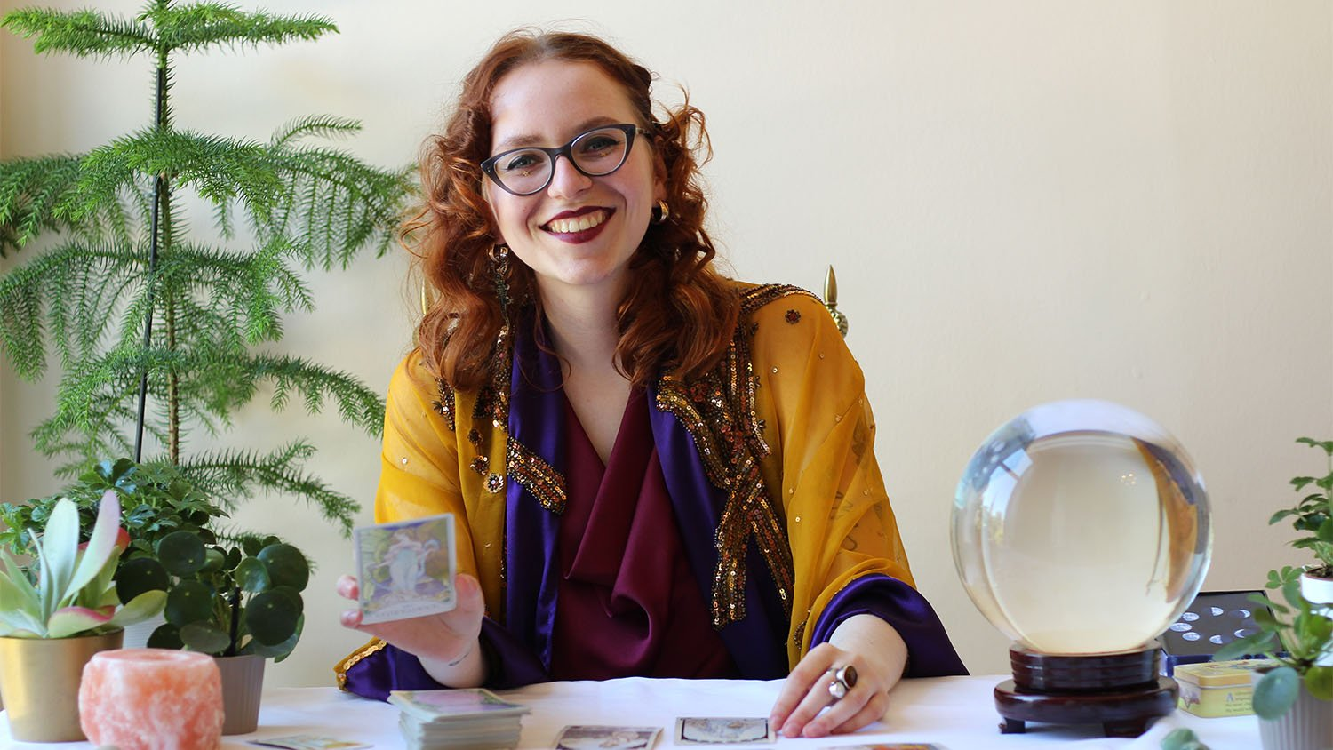The Tarot Afternoon Tea Experience with Kat Wojdyla