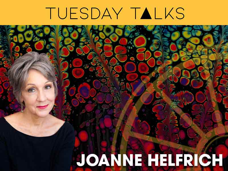 Joanne Helfrich gives a Tuesday Talk on Afterlives at The Sir Arthur Conan Doyle Centre