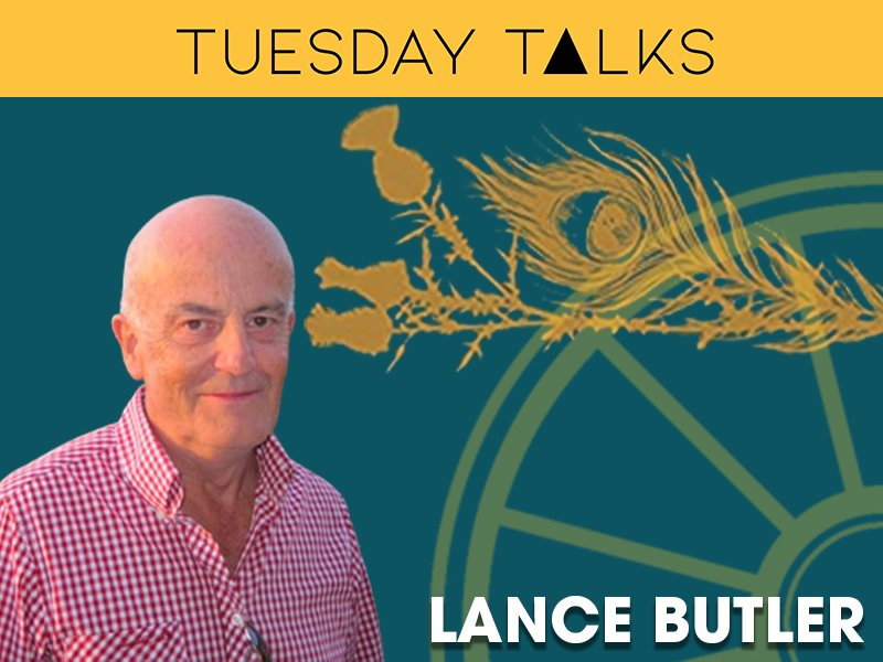 Lance Butler Between Two Enlightenments Tuesday Talks