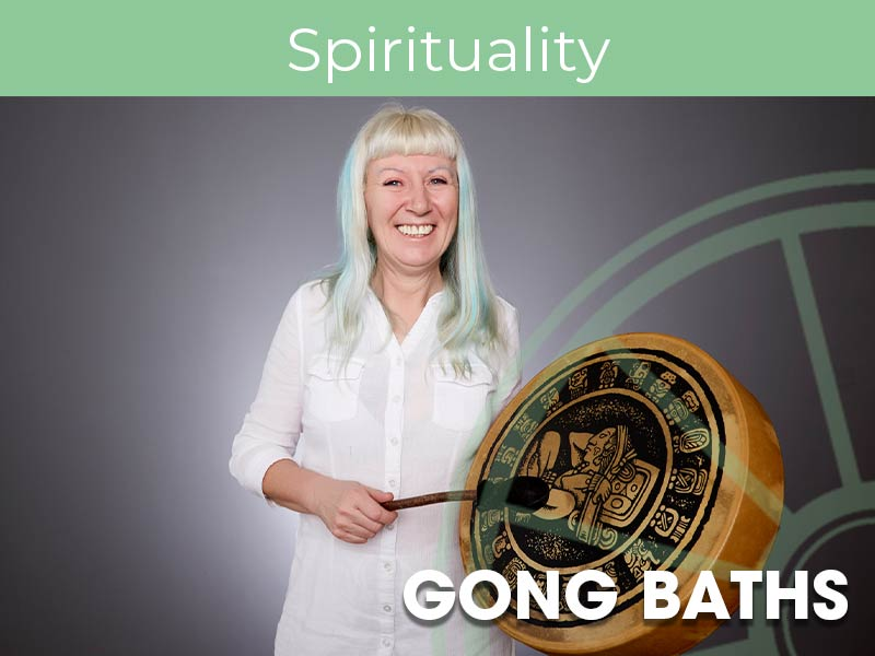 Weekly Gong Bath Session at the Sir Arthur Conan Doyle Centre